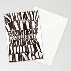 Moka Stationery Cards