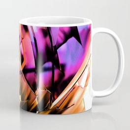 Abstract Ten Coffee Mug