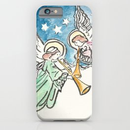 Angelic Hymn iPhone Case
