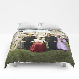Cowtown Abbey Comforters