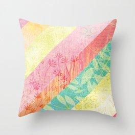 Whim Stripes Throw Pillow