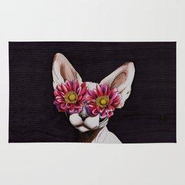 Egyptian Cat Rug