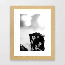pearlygate (two) Framed Art Print