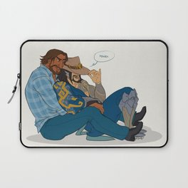 Get McCuddled Laptop Sleeve
