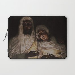 The Apparition by Jeanpaul Ferro Laptop Sleeve