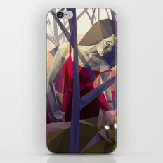 Of the hunt iPhone & iPod Skin