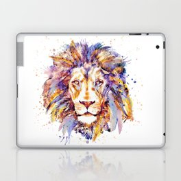 Lion Head Laptop & iPad Skin