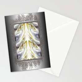 Nonstop Apple Blossom Abstract Stationery Cards