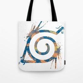 Naruto - Konoha Logo Tote Bag