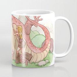 Gratte Dragon Coffee Mug