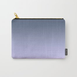 Blue pink blurred . Carry-All Pouch
