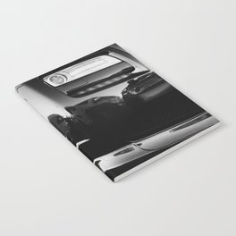 Rolls Rims // Black and White Luxury Super Car Photography Real Life Street Shots Notebook