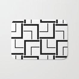 Cornered Bath Mat