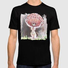 Empire of Mushrooms: Rhodotus palmatus T-shirt