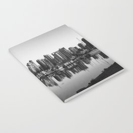 Black and White City Notebook