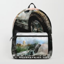 Auto Union Type D Backpack
