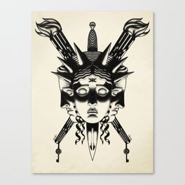 Hecate Canvas Print