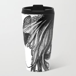 A Wish For Flight Metal Travel Mug