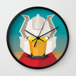 Chromedome MTMTE Wall Clock