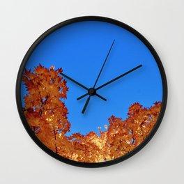 Stretched Limits Wall Clock