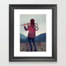Automated Framed Art Print