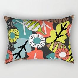 They fall in autumn Rectangular Pillow