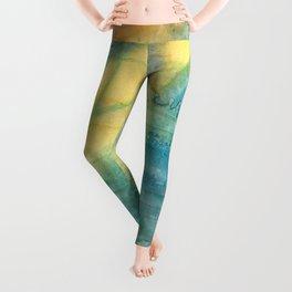 Unity - 22 Watercolor Painting Leggings
