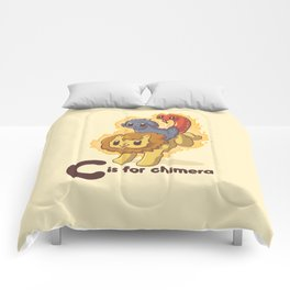 C is for Chimera Comforters