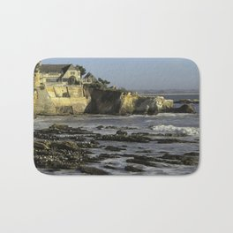 Shell Beach Bath Mat