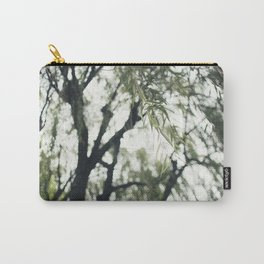 Beneath the Willow Tree Carry-All Pouch