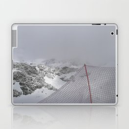 Snow is whiter on the other side Laptop & iPad Skin