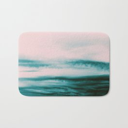Ocean Romance #1 #abstract #decor #art #society6 Bath Mat