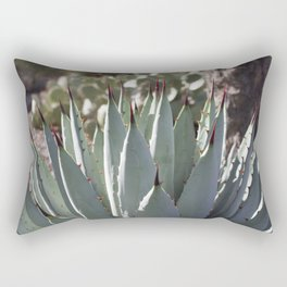 Agave Spikes Rectangular Pillow