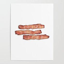 Breakfast & Brunch: Bacon Poster