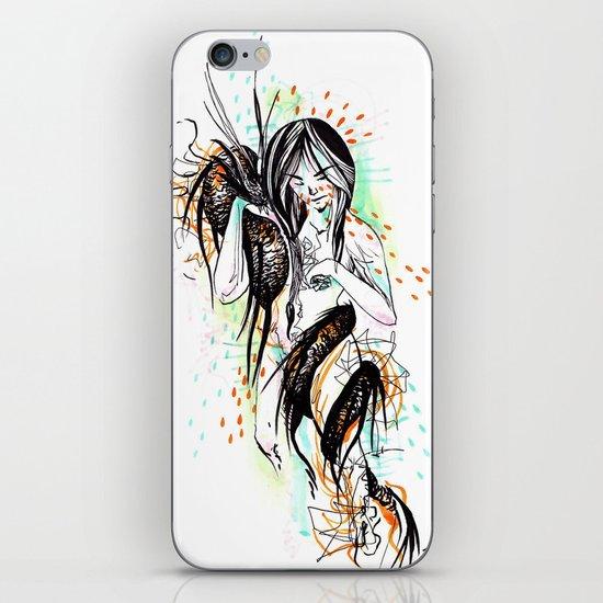 The Dragon Virgo iPhone & iPod Skin