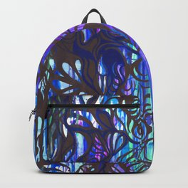 Drippy Trees Backpack