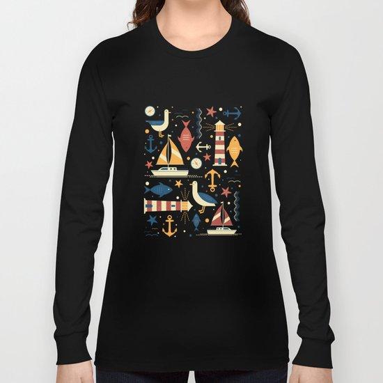 All At Sea Long Sleeve T-shirt