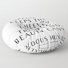 50    Aldous Huxley Quotes 200905 The Author Of Brave New World Literature Literary Writing Writer Floor Pillow
