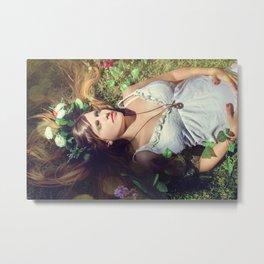 Camila Metal Print