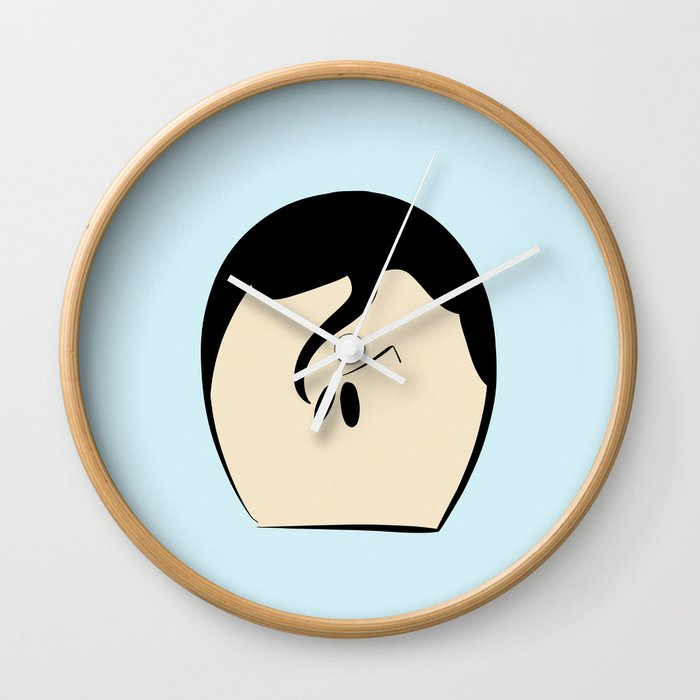 Man of Steel - Superman Design Wall Clock