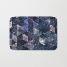 Abstract Geometric Background #11 Bath Mat