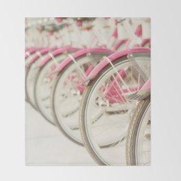 Sweet Rides Throw Blanket