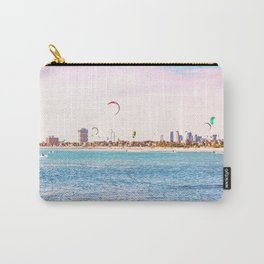 Windsurfing at St Kilda Carry-All Pouch