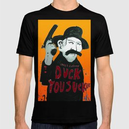 Duck you Sucker with James Coburn T-shirt