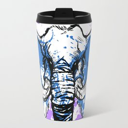 Splatterphant Travel Mug