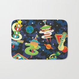 Cosmic Voyage Bath Mat