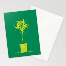 No More Hazard Stationery Cards