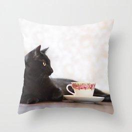Fancy Throw Pillow