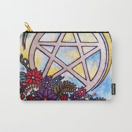 3d pentacle Carry-All Pouch