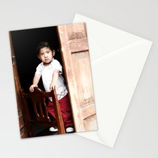 Mexican Boy Stationery Cards